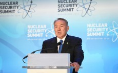 Press briefing following President Nursultan Nazarbayev's participation in the Nuclear Security Summit